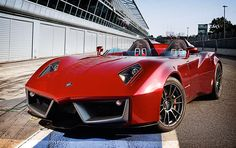 Spada Codatronca Monza   twin-turbo 7.0-liter V8 good for 720 hp, a 0-62 mph of 3 seconds