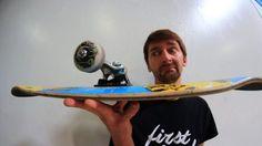 THE IMPOSSIBLE SKATEBAORD?! | ONE TRUCK ONLY! | STUPID SKATE EP 90 – Braille Skateboarding: Source: Braille Skateboarding