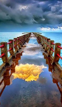 ART & PHOTOS Fabrizio Bordone - Community - Google+ Beautiful Photos Of Nature, Beautiful Artwork, Nature Photos, Beautiful Places, Beautiful Pictures, Totally Awesome, Background Pictures, Golden Gate Bridge, Wonders Of The World