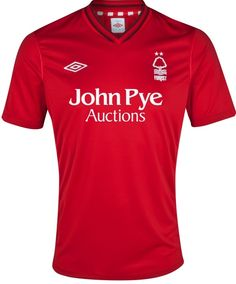 After the release of the new NFFC away kit last month, Forest have now unveiled the club's new season home kit. The new NFFC home kit like the away shirt, has been made… Team Shirts, Sports Shirts, Nottingham Forest Fc, Championship League, Goalkeeper Kits, Football Fashion, Forest House, Football Kits, Football Jerseys