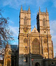 Westminster Abbey - London - Verenigd Koninkrijk