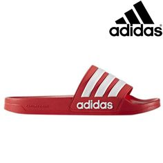 4ee43f15382f2 adidas Shoes | Adidas Adilette Slide Sandals For Men | Color: Red/White