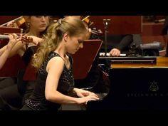 Edvard Grieg / Piano Concerto in Aminor,op.16 / Julia Fischer