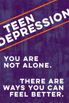 ELA RI 9-10.7 & ELA SL 10.2 & 10.5 Provided by the National Institute of Mental Health, this article can be downloaded as a PDF or printed.  It addresses teens who might be struggling with depression directly, offering support and resources.  This could be useful for teachers and librarians to make available to young adults.