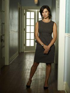 Elaine McAllister (played by Wendy  Moniz)