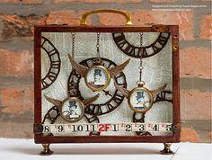 Interesting steampunk art.