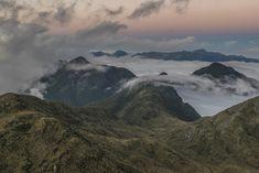 Pico dos Três Estados, Pico Cupim de Boi e Pico Cabeça de Touro - Serra Fina - MG/SP/RJ