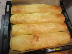 Štrúdľa (fotorecept) - obrázok 7 Hot Dog Buns, Hot Dogs, Ale, Dairy, Bread, Cheese, Sweet, Desserts, Food