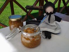 Amish Green Tomato Relish, delish!