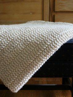 Ravelry: The Boulevard Blanket pattern by Fifty Four Ten Studio