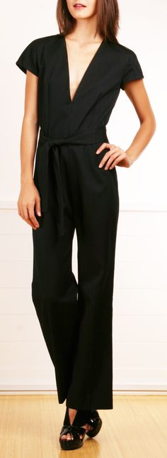 YVES SAINT LAURENT (YSL) JUMPSUIT / ROMPER