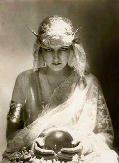 Gypsy Fortune Teller