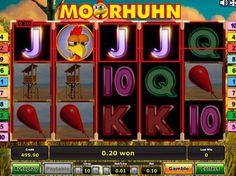 Игровой автомат Moorhuhn на реальные деньги.  Веселый игровой автомат Moorhuhn заставит вас почувствовать вкус к бесшабашным приключениям и возможности вывода реальных денег. Охота на несносного цыпленка – героя игры, принесет ощутимую прибыль и хорошенько пополнит �