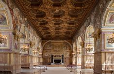 Palace of Fontainebleau, Grand Ballroom