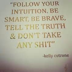 KELLY CUTRON QUOTES GO TO WHERE THE LOVE IS