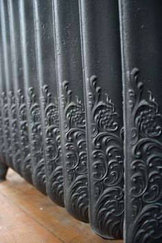 radiator - I love how ornate this is