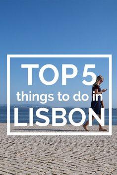 5 unusual tips for Lisbon
