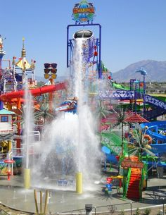 water park in Utah.  So cool!
