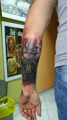 Tattoo stage 2