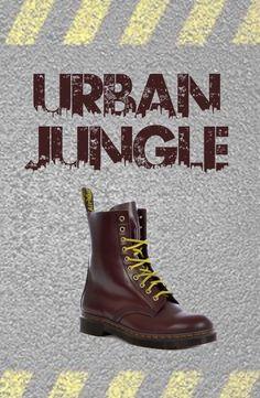 Come difendersi nella giungla urbana? Un modello senza tempo, per i più ostinati! http://bit.ly/124q9Tk #shopping#ILoveOnlineShopping#Natale#Christmas #shoes