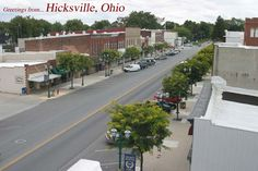 Hicksville, Ohio, USA.