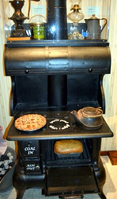 The Colorado History Museum. I would LOVE to cook on/in this!!!!