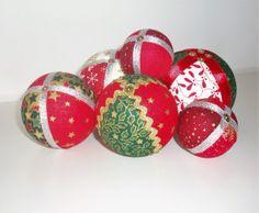 Bolas de Natal, para a sua árvore de Natalícia