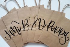 22 Fun and Affordable Hen Party Bag Ideas Hen Do Party Bags, Diy Party Bags, Paper Party Bags, Hen Party Favours, Paper Bags, Classy Hen Party, Hen Party Badges, Party Bag Fillers, Get The Party Started