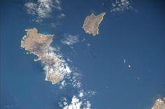 #Favignana vista dall'alto!  http://goo.gl/yUeTOQ