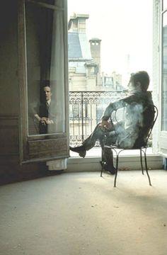 "una-lady-italiana:  ""Life has more imagination than we do.""  ― François Truffaut"