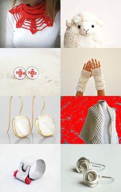 red white harmony--Pinned with TreasuryPin.com