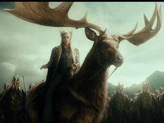 thranduil | ... avec Lee Pace (Thranduil, le roi des Elfes) - Effets-speciaux.info