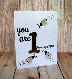 Ann Greenspan's Crafts: You are One in a Buzzillion