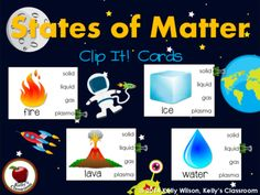 1000+ images about Matter on Pinterest | States of matter ...