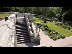 Castle in the City: Casa Loma, Toronto - Ontario, Canada. Visual tour of the grounds. Concert Hall, Niagara Falls, Washington Dc, Ontario, Toronto, To Go, Castle, Around The Worlds, Canada