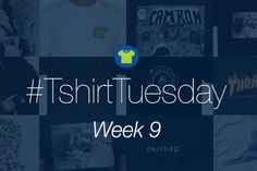2ae39e92807 The best T-shirt designs according to our sales manager Jay