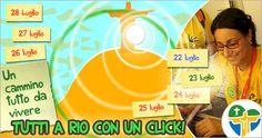 GMG 2013. Tutti a Rio con un click!seguici giorno per giorno | La Bella Notizia