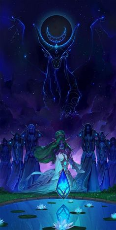 World of Warcraft - Timeline