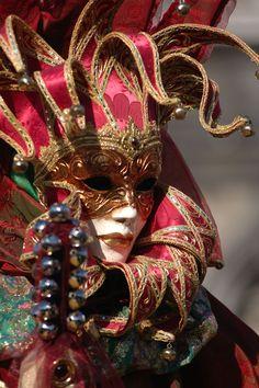 Carnival mask 4 by deviantART