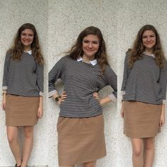 This is Carey Burgess, a 17-year-old student at Beaufort High School in South Carolina. Carey is the student body president of her high school, a junior marshal, and a recipient of the state's Palmetto Fellows Scholarship. But the teen is now going viral on social media after she got suspended from her high school. The reason? She was wearing this outfit.