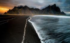 dark-beach-sea-waves-nature
