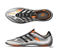 promo code c59c9 ce440 Adidas Footwear Collection by Sonny Lim, via Behance Sneakers Sketch, Adidas  Football, Soccer