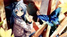 Anime High Resolution Wallpaper with High Resoluti - Арты - Картинки пользователей - Фотоальбомы - ANIME-SPACES