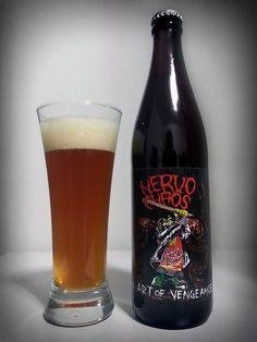 NervoChaos lança cerveja comemorativa
