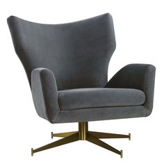 Mineo Retro Swivel Chair