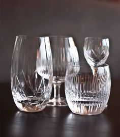 Alba whisky Fine Line -Magnor Norway Waterford Crystal, Whisky, Wine Glass, Crystals, Cl, Tableware, Norway, Cheers, Handmade
