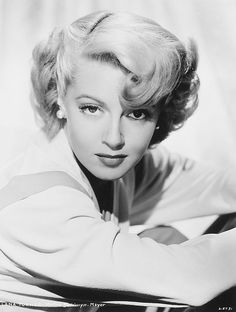 Two-Fisted Tales of True-Life Weird Romance!: Lana Turner.