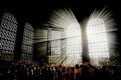 Autor: Rodrigo Coca | Ano: 2009 | Título: Luz da Fé | Descrição: Casa das Velas, na Basílica de Aparecida, durante o Dia Nacional de Nossa Senhora da Aparecida, na cidade de Aparecida, em São Paulo.