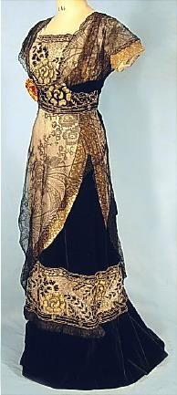 Edwardian Dress 1910