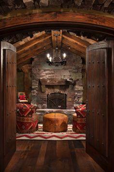 A dreamy Montana mountain retreat: Great Northern Lodge